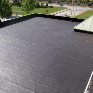 cubiertas para tejados planas